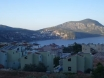 sunrise over kalkan