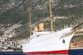 "the ""Royal yacht"" Savarona."