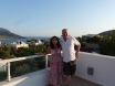 From the roof of Villa Mor Ev