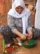 Tomato Lady at Ucagiz