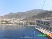 Leaving Kalkan on Yildiz 2 - Aug 2011
