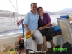 Osman & Zeynep - fishing, cooking and cuddling!