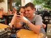 One Week In, Oli Happy - Beth has arrived - June 2012