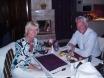 Winter dining at Aubergine