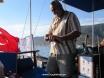 Captain Mehmet Scoffs at my Fish
