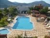 Asiyan hotel pool