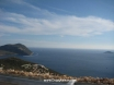 Kalkan view from top of hill