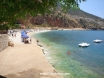 kalkan local beach