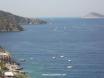 view from villa safran