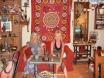 Ali and Zina, Cafe Del Mar, Kalkan.