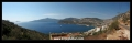 Panorama Kalkan, September 2010