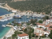 Kalkan Harbour from D400