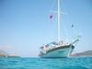Yildiz 2 at Anchor