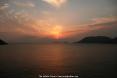 Sunset near Kapatas Beach