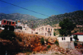 Old Kalkan. View from the beach. (I think!)