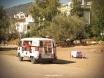 McDullah's mobile restaurant